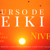 Curso de Reiki Nivel-1